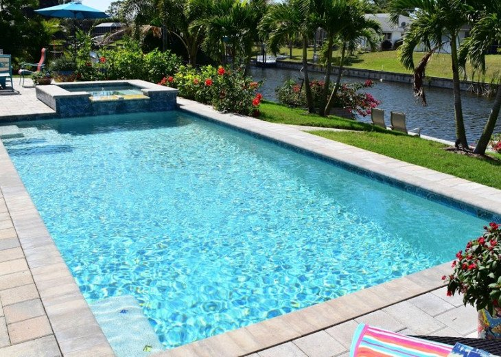 Villa Island Breeze with Pool and Whirlpool #1