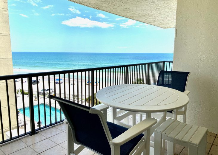 SHORE TO PLEASE-Newly Remodeled 4D - Beachfront Condo 2/2, Free Wifi #1