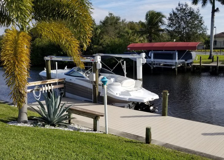 Waterfront Home - heated pool, large dock , golf, close to everything! #1