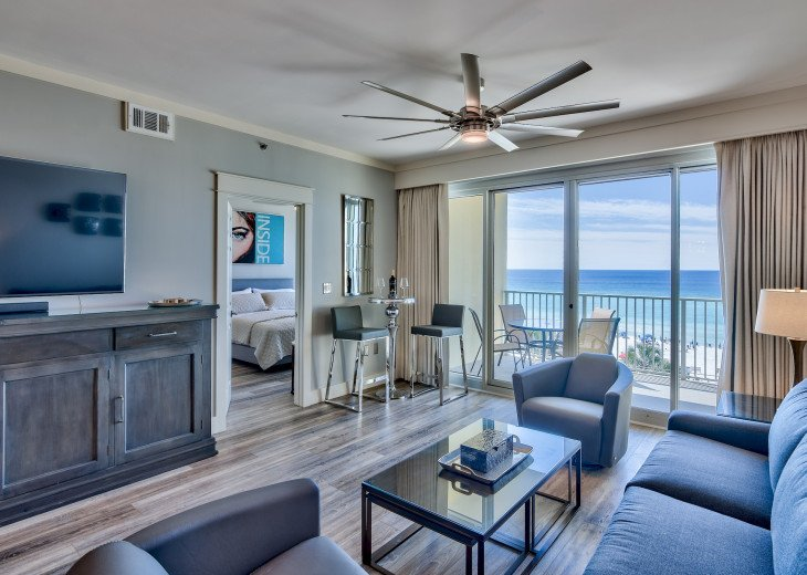 Stunning Gulf Views from the Living Room