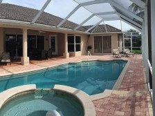 CapeCoralRentalHouses-House 14 - Tropical Lagoon #1