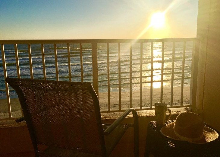 Quiet Ponce Inlet Beachfront Condo - From $1000 a wk!!! #1
