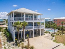 Gulf Views, Private Pool, Pet Friendly, Steps to Beach, Kayaks & Bikes, Porches #1