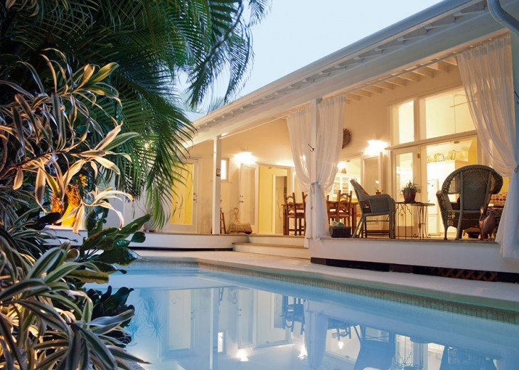 Brass Palm Villa -Private Luxury Key West Home with Heated Pool #1