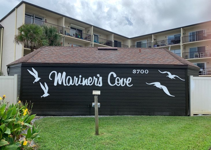 Across the street from the beach! Refurbished 2020. Parking space included. #1