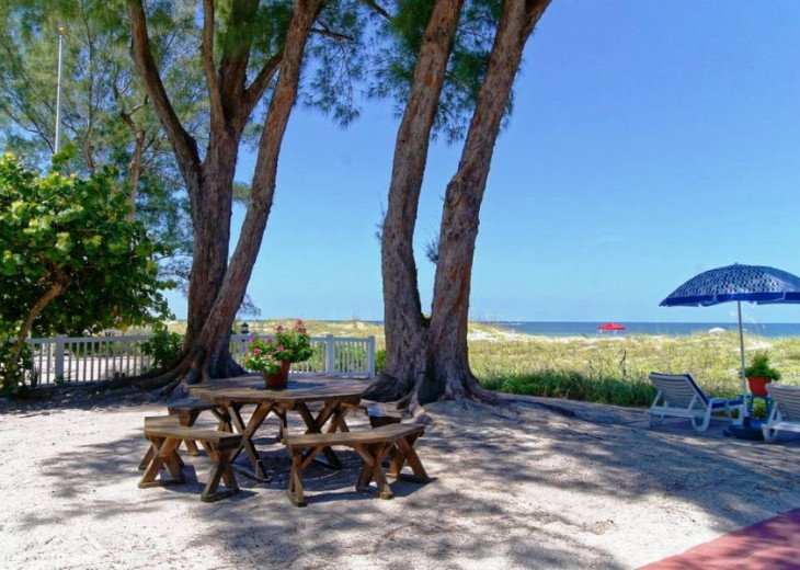 Beachfront Cottages (GULF) at beautiful Sandy Shores #1