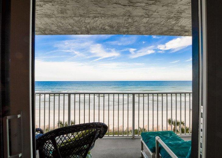 Luxury 4th Floor Condo # 41, Spectacular Oceanfront Wrap around balcony , NSB #1