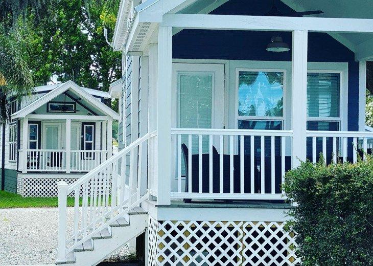 Fully-Furnished Tiny Homes on Lake Minnehaha #1