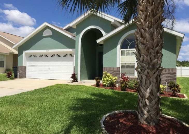 5 bedrooms - 3 Miles From Disney - Pet Friendly - Free Wifi - Games Room #1