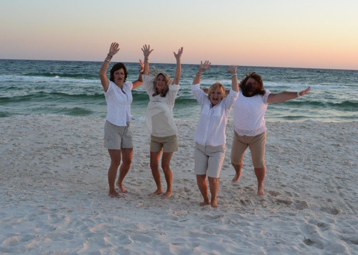Celadon Beach and Right on the Beach! Beach Service Paid for You! #1