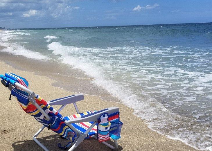Little Slice of Beach Heaven #1