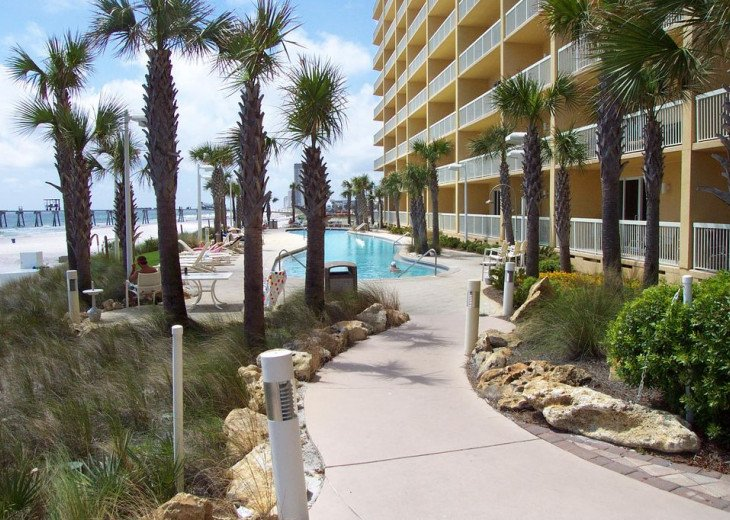Calypso, 5th Floor, Great Rates, Private Park Spot & Free Beach Chair #1