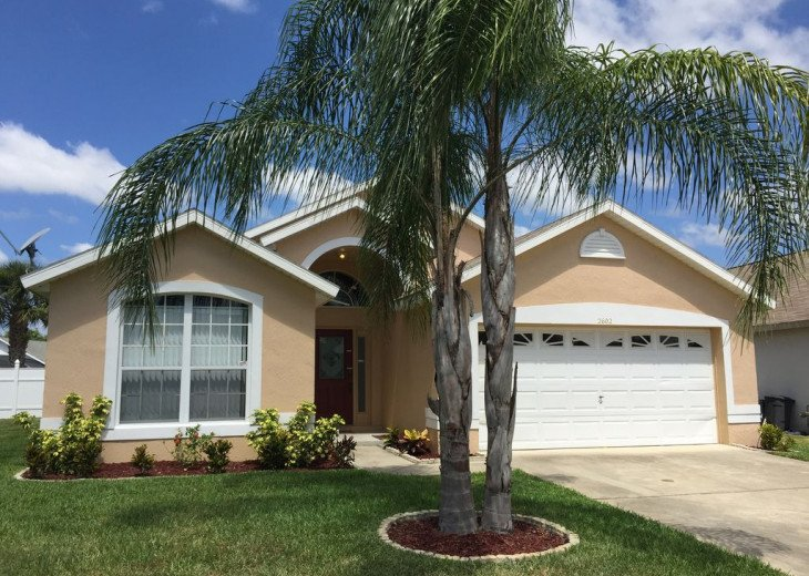 Only 3 Miles From Disney - Pet Friendly - Games Room - Free Wifi - Gas Grill #1
