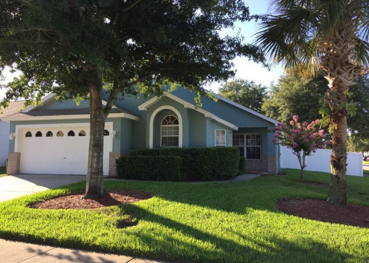 3 Miles From Disney - Pet Friendly - Free Wifi - Grill - AC - Baby Equipment #1