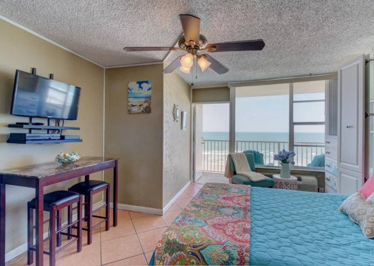 Beautiful Beachfront Condo in Daytona Beach #1