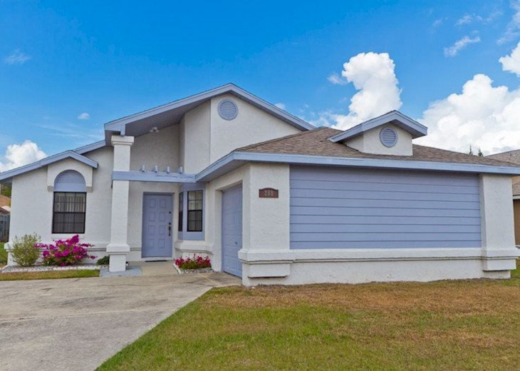 2 Bedroom 2 Bath Villa in Kissimmee with Private Pool #1