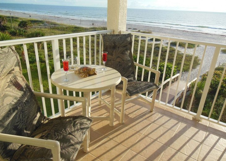 Sandcastles 410 direct Ocean front Corner Unit with the best views and reviews #1