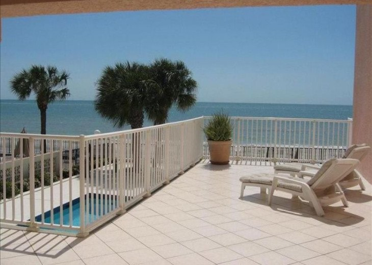 Right on the Beach with Sunset Views and a Pool! (Minimum Stay 14 Days) #1