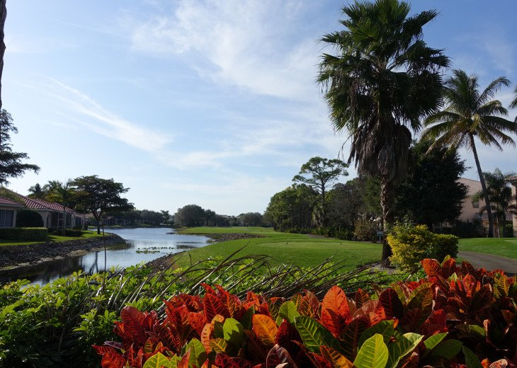 Beautifull Gardens and Golf Courses