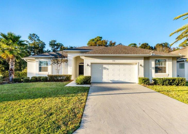 Prince Villa in Davenport, Orlando/Kissimmee, USA - Quiet Location, Golf Course #1