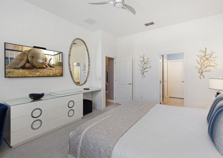 Stylish Orlando Villa for Large Groups - Movie Theater, Private Pool #1
