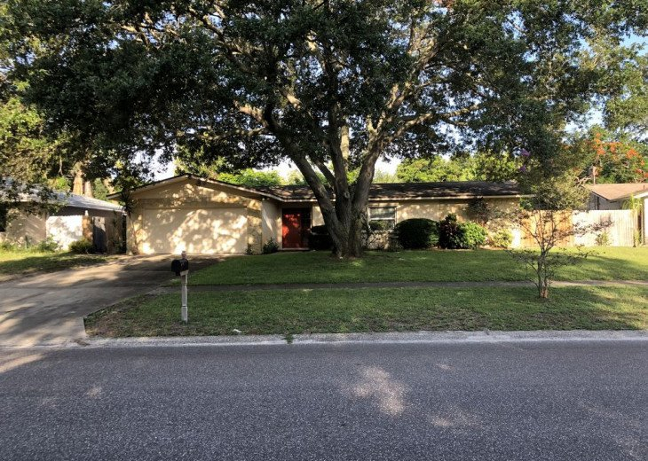 Largo Home close to Pinellas Trail and Clearwater Beach #1