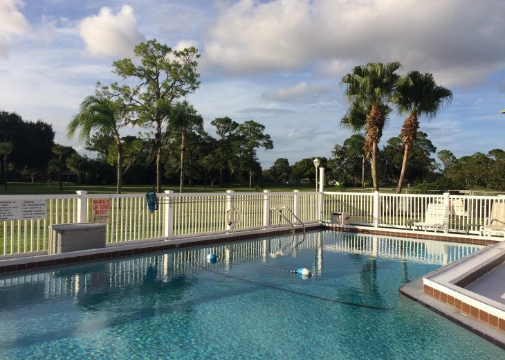 Hidden Palms 2/2 Condo in Sun n Lake Golf Community Sebring, FL. #1