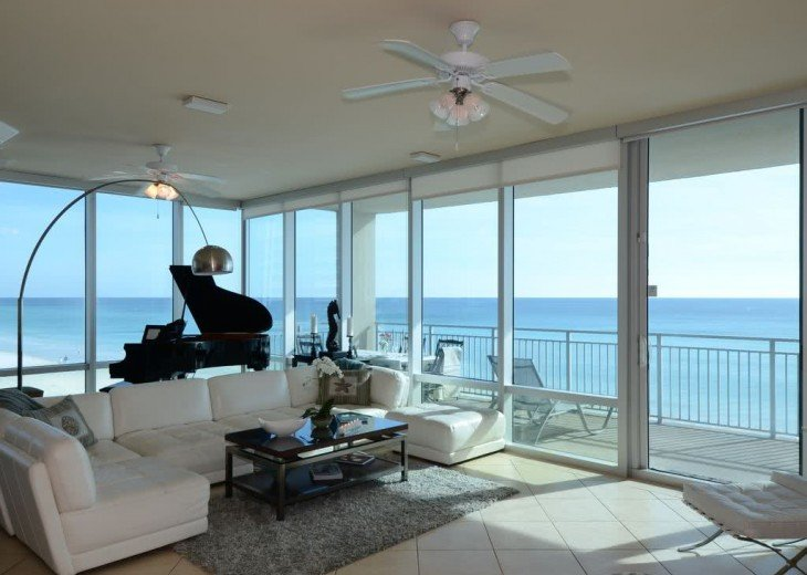Seabliss ~Gulf Front, Luxury~ Walls of Windows!! #1