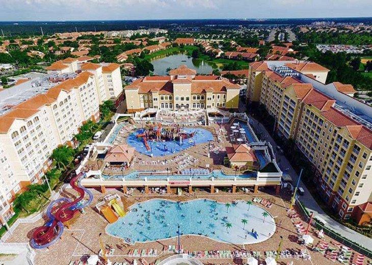 Beautiful 2 BR, 2BA Grand villa Orlando Florida! #1