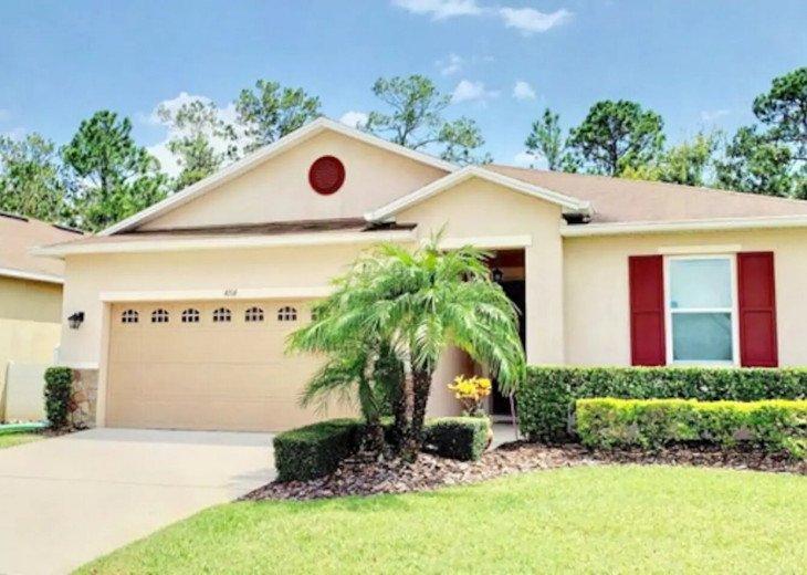 June Special $980 Per Week - Large spacious home/private pool/Close 2 Disney #1
