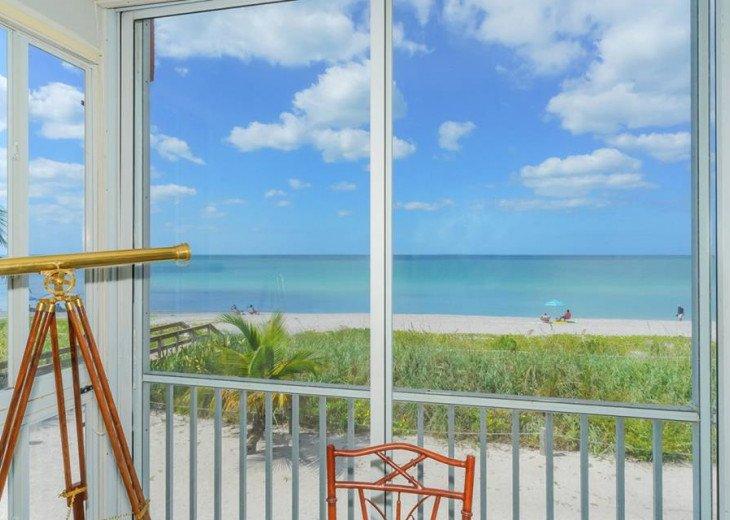 Direct Beachfront Gulf Condo #1