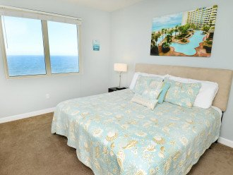 Ocean Front!!! Three bedrooms + wrap around balcony. Walk right to the Beach!!!