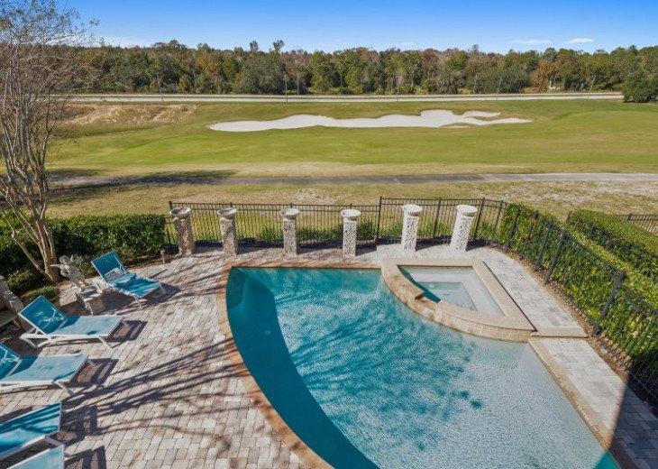 Sunny Luxury Legends Villa only 6 miles to Disney #1