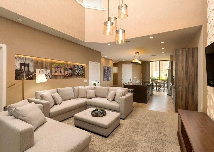 New Boutique Style 4 Bedroom at Magic Village Views near Disney #1