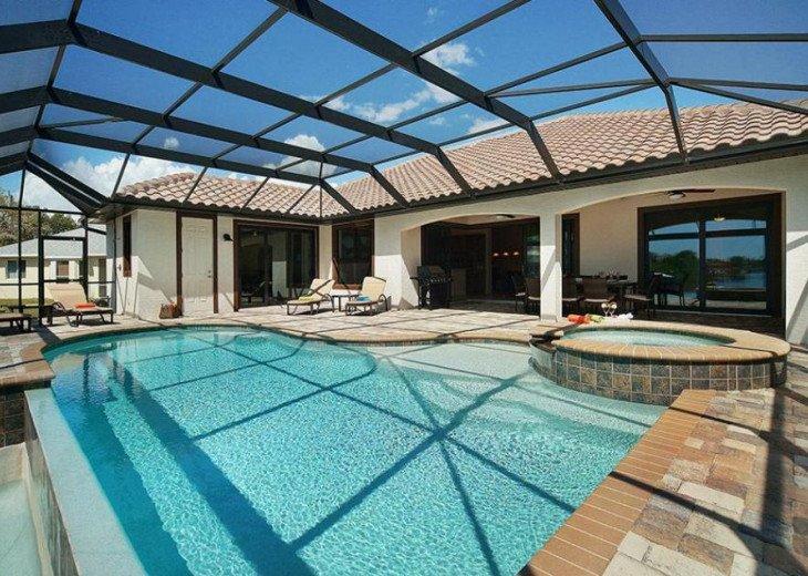 CapeCoralRentalHouses-House 39 - Sunset Star #1