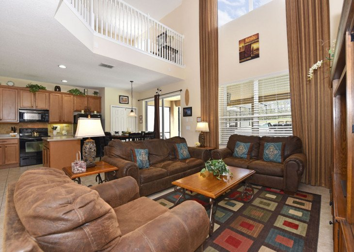AMAZING, AFFORDABLE 6 bd 4 bth Watersong pool home, game room - WR956 #1