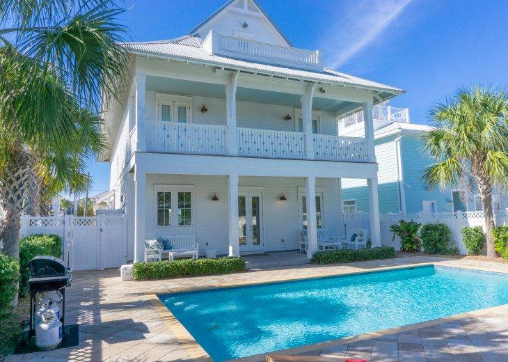 Kiddoboo. Luxury Coastal Home, Large Pool, Game Room, gulf views, beach #1