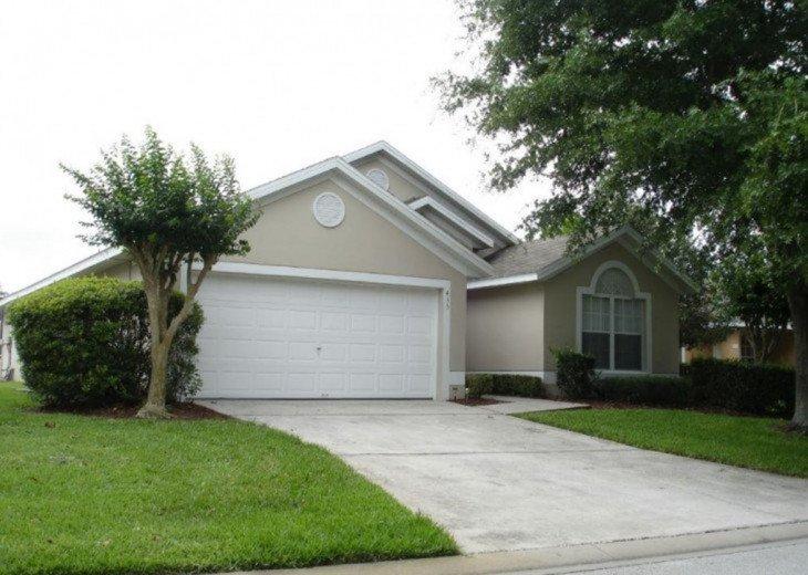 Enjoy this Disney Villa w/ South Facing Pool + GAMEROOM, Florida Pines 4BR/2BA #1