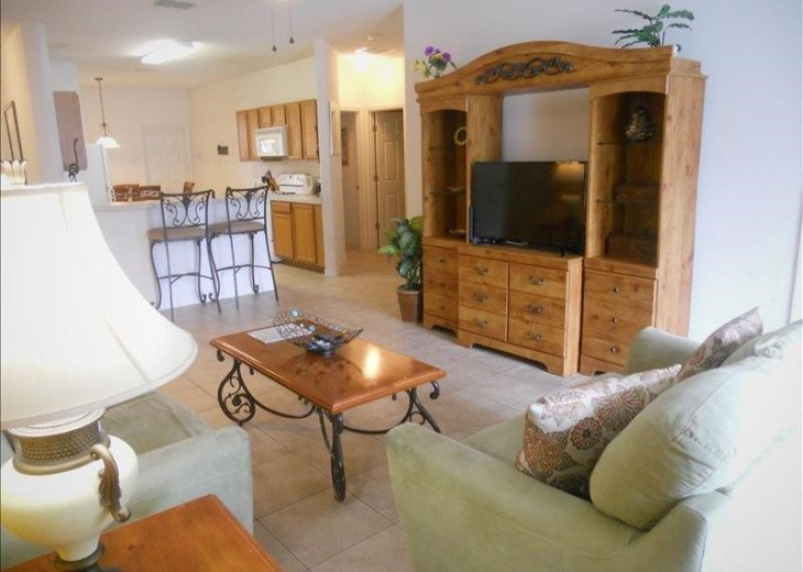 Treat Yourself w/ Private Pool at Sunset Ridge, Davenport 5BR / 3BA #1