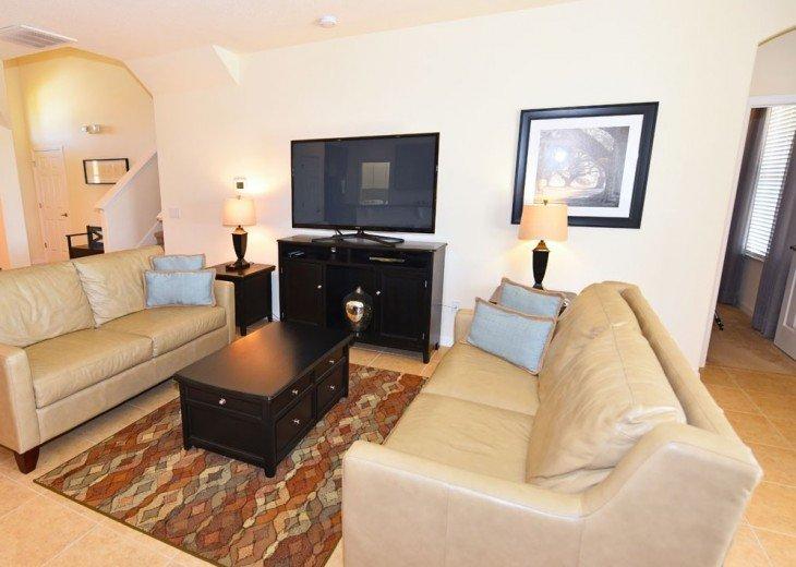 Beautiful 5BR 4.5bth Watersong Resort home w/pool, spa & gameroom - WR339 #1