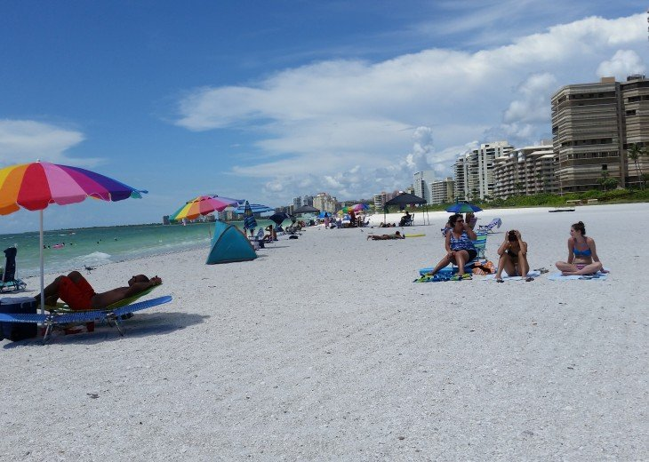 Sea Winds 1401. LARGE Beachfront 2 BR Condo. Directly on the Gulf of Mexico #1