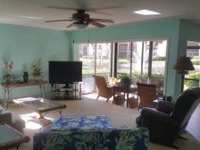 Paradise in Pelican Bay - 3 Bed/ 2 Bath 1st Flr Private Entry w SW Sun Exposure #1