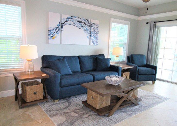 Living Room with sleeper sofa (sleeps 2)