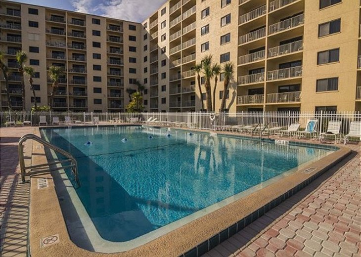 Beach Style 2B/2B just steps to pool and beach CT105 #1