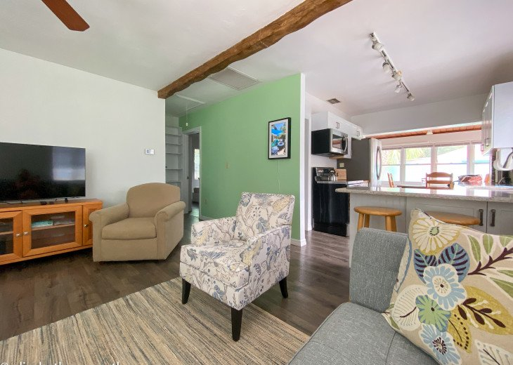 The Peaceful Parrot and The Parakeet in Gulfport - 3BR/2BA pet-friendly Gulfport #1