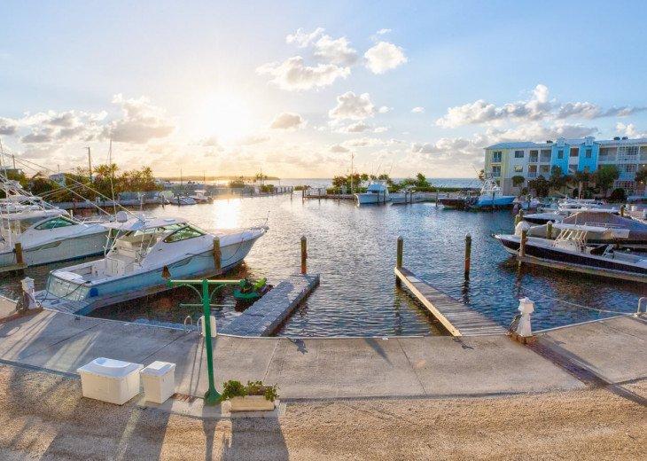 Opulence in an island setting ~ 809 Mariner's Club #1