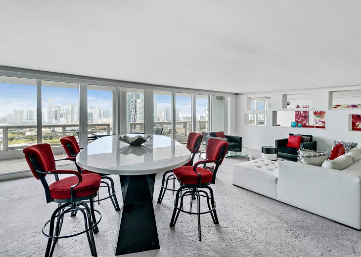 Downtown Miami 4055   Five Bedroom Bay/Ocean View #1