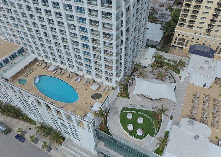 The Ocean Resort   One Bedroom Suite Oceanfront #1