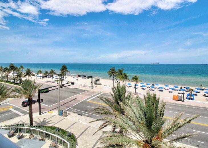 The Ocean Resort   Two Bedroom Residence Oceanfront #1