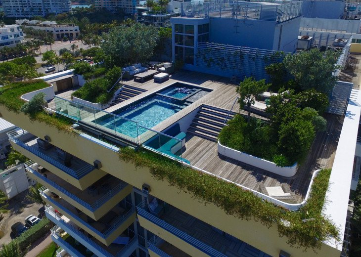 Bentley Beach Club | Exclusive Beachfront Penthouse + Rooftop Pool #1